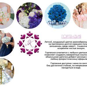 Оформление цветами в Самаре