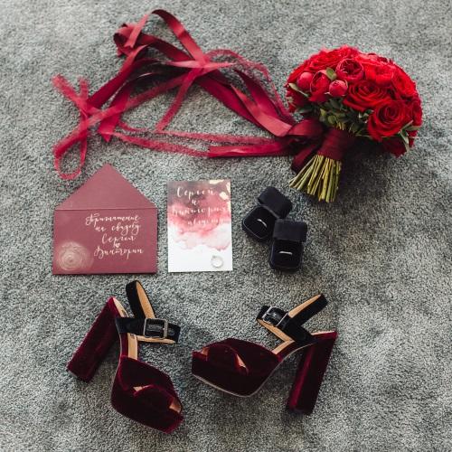 Грантовая свадьба от Kulikova Event Agency